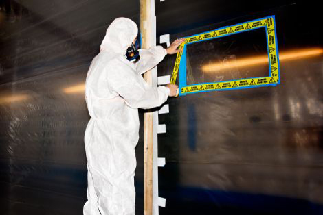 sampling and testing - Asbestos Services