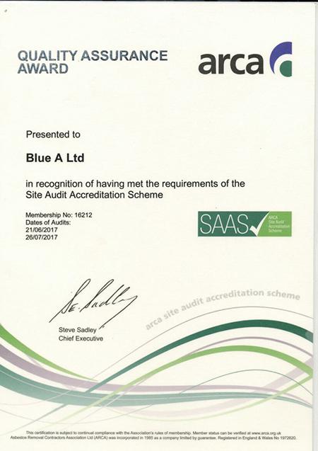 2017-ARCA-quality-assurance-award-SAAS-exp.26.07.17