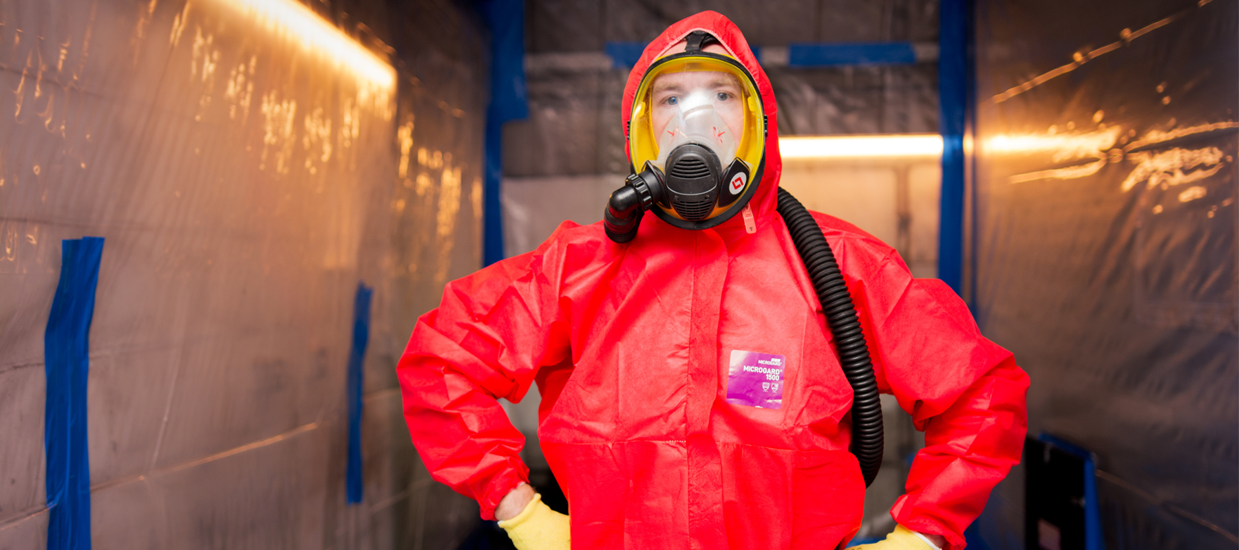 asbestos removal contact banner - Contact Us - Asbestos Removal - Asbestos Survey