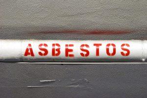 asbestos removal risk